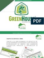 Catálogo Greenhouse