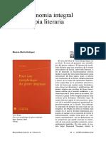 Una taxonomía integral de la utopía literaria