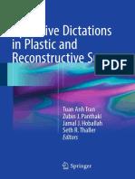 Operative dictations in Plasti