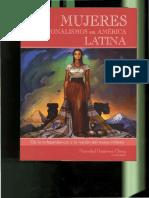 Tendencias de Estudio de Nacionalismo y Mujeres