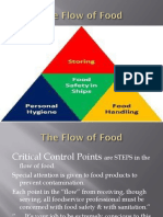 Chapter 8-3 the Flow of Food