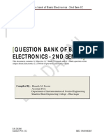Question Bank_basic Electronics