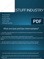 The Dyestuff Industry Edit