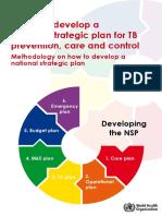National Strategic Plan Tb