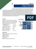 3. Energy Harvesting PMIC for Wireless Sensor Node