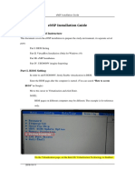 Installation Guide ENSP