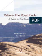Where the Road Ends. A Guide to Trail Running.pdf