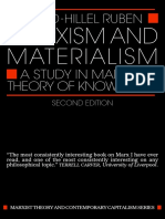 Marxism and Materialism (1979)