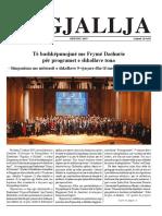 "Gazeta ""Ngjallja"" Shkurt 2019"