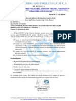 Informe Tecnico Compresor de Succion Ingersoll Rand Ivss Macuto
