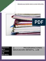 2 Ejemplos de Programaciones o Propuestas Didacticas Educacion Infantil Loe