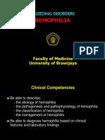 15a. Hemophilia