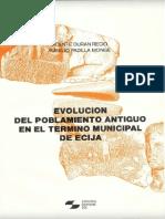 DURÁN RECIO, V. i PADILLA MONGE, A. 1990 - Evolución del poblamiento antiguo en el término municipal de Ecija.pdf