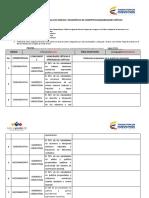 Análisis y Diagnóstico 2015 Grado 5º