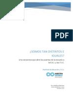 Educacion y Tic Seminario 2017