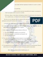 8th NMCC Registration Form