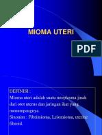 Mioma,Kista Ov,CA Cx
