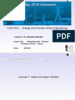 Week 4 Lec 6 - Heat and Power Utilities