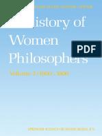 [a History of Women Philosophers 3] Londa Schiebinger (Auth.), Mary Ellen Waithe (Eds.) - A History of Women Philosophers_ Modern Women Philosophers, 1600–1900 (1991, Springer Netherlands)