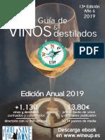 WINE UP! 2019 - GUÍA DE VINOS Y DESTILADOS