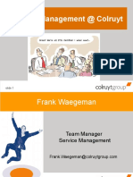 Service Management @ Colruyt for Young Professionals.ppt