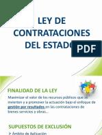 Sistema de Contrataciones Publicas