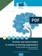 Et2020 Teachers and School Leaders