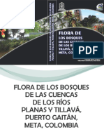 Flora de los bosques de las cuencas de los ríos Planas y Tillavá, Puerto Gaitán, Meta, Colombia.pdf