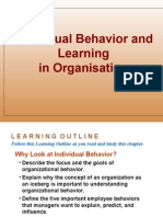 Individual Behavior-kuliah 2