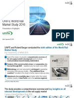 Roland Berger World Rail Market Presentation Final
