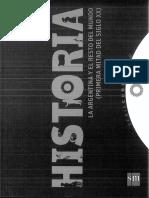 Historia la Argentina y el resto del mundo -  Primera mitad del siglo XX - Ed. SM.pdf