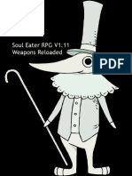 Soul Eater RPG - Weapons Reloaded V1.11