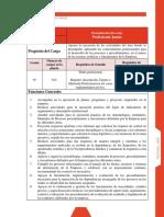 Profesional Junior 300-01 Subdireccion de Determinaciones Bogota