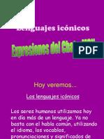 18662978-Lenguajes-iconicos.ppt