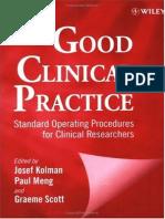 Kolman, Meng, Scott - Good Clinical Practice_ SOP for Clinical Researchers (1998).pdf