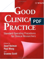 Kolman, Meng, Scott - Good Clinical Practice_ SOP for Clinical Researchers (1998).pdf