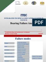 bearing Failure Analysis Plant Engineering Maintenance Series