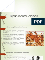 Expansionismo Aleman