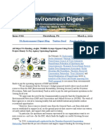 Pa Environment Digest March 4, 2019