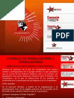 Presentación Consejos de Trabajadores Email