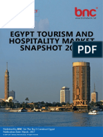 Egypt Tourism and Hospitality Report