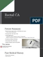 lower gi case presentation pdf