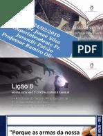 Licao 8 - 1t - 2019 - Alunos 16x9