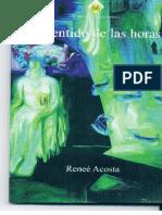 Sentido de Las Horas - Reneé Acosta