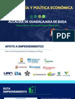 Apoyo a Emprendimientos_Observatorio Socioeconómico