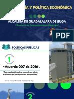 Políticas Públicas_Observatorio Socioeconómico
