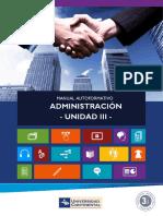 Texto de Administracion - Unidad III - 2016
