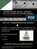 Presentacion Estratificacion Social