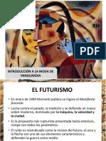 El Futurismo