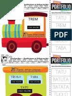 Inclusão Trem Letramento